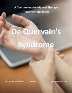 A Comprehensive Manual Therapy Treatment Guide For Frozen