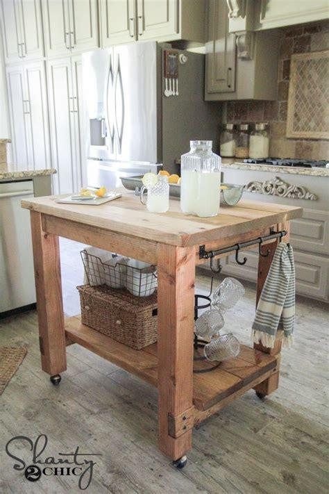 17+ Exquisite Kitchen Island Ideas Farmhouse Diy