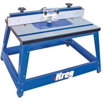 kreg benchtop router table prs wood magazine