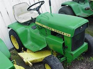 Used John Deere Tractors For Sale  J  U0026 D Lawn Tractor Mendon  Il