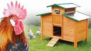 Construire Un Poulailler En Bois : poulailler en bois vente de poulailler la ferme de beaumo ~ Melissatoandfro.com Idées de Décoration