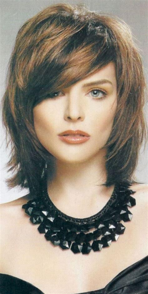 best hair styles for thinning hair 15 best ideas of medium shaggy hairstyles for thin hair 1297