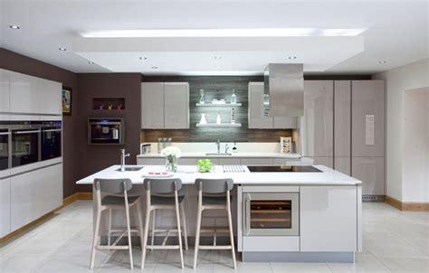 contemporary kitchen contemporary kitchen belfast  parkes interiors