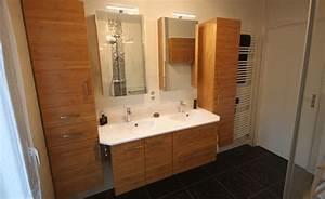Bois Pour Salle De Bain : salle de bains bambou pour une ambiance bois atlantic bain ~ Melissatoandfro.com Idées de Décoration