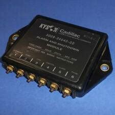 kysor medallion 24vdc coolant level alarm module 1039 06383 01 s 61 ebay