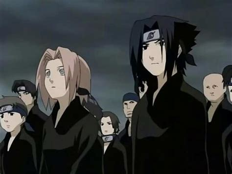 Sasuke Y Sakura En El Funeral Del Hokag.jpg