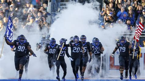 TV schedule for the Boise State Broncos released; no home ...