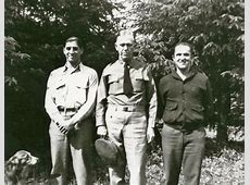 Marshall and the Civilian Conservation Corps George C