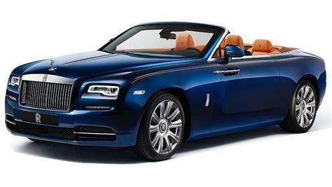 Rolls Royce Car : Rolls-royce Dawn Convertible Revealed