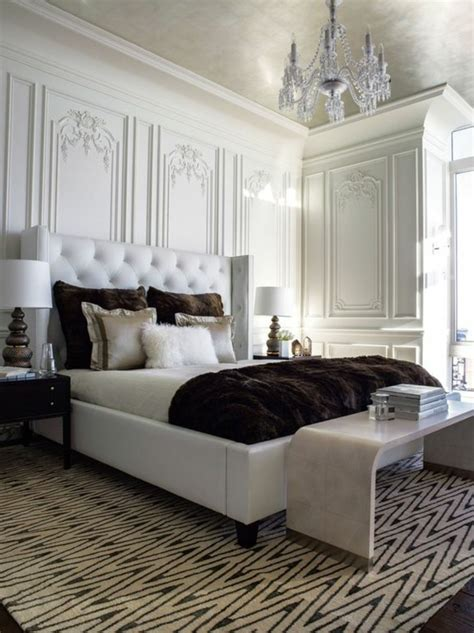 chambre lit blanc chambre a coucher en bois blanc mzaol com