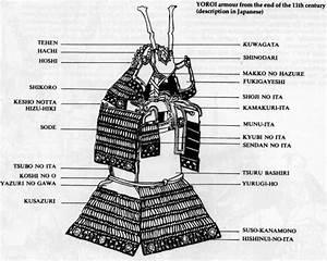 THE ANATOMY OF THE SAMURAI WARRIOR ARMOR - MilitaryItems.com