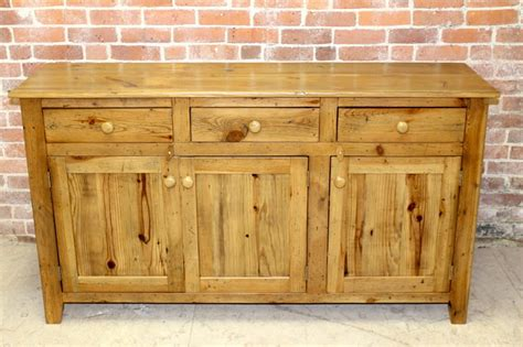 Pine Sideboards And Buffets reclaimed pine buffet rustic buffets and sideboards