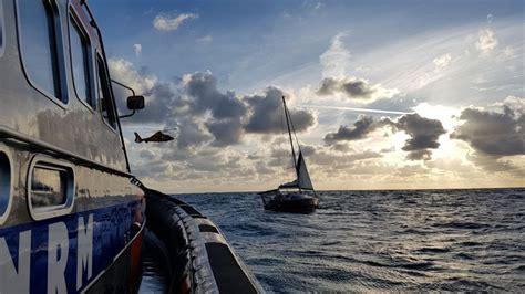 Noodsignaal Scheepvaart by Knrm In Actie Na Noodsignaal Op Zee Nieuws Op Westlanders Nu