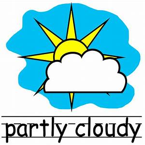 Pictures Cloudy Weather For Kids - ClipArt Best