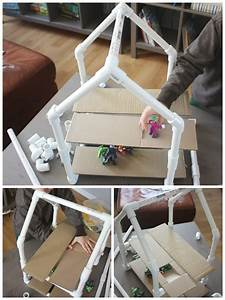 Pvc, Pipe, House, Building, Project, Stem, Engineering, Activity