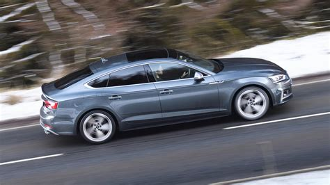 Audi S5 Sportback (2017) review: still worthy of the S
