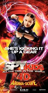 Spy Kids: All the Time in the World to be Released with ...