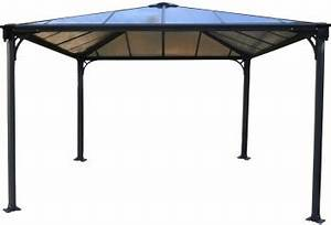 Pavillon 4x3 Wasserdicht : palram palermo pavillon 3 60 x 3 60 m ab 999 00 preisvergleich bei ~ Watch28wear.com Haus und Dekorationen