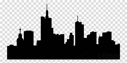 Skyline Clipart Transparent Silhouette Snapchat Icons Cityscape
