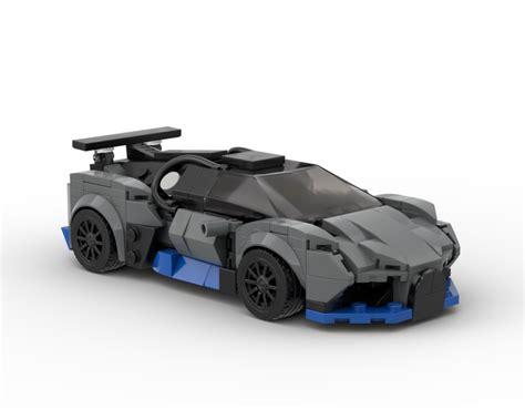 Lego speed champions 75878 bugatti chiron for more videos please subscribe : LEGO MOC Bugatti Divo by legotuner33 | Rebrickable - Build with LEGO
