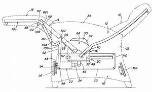 Patent Us7722114 - Zero Gravity Wall Hugger Recliner