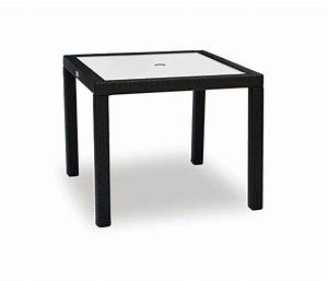 """MARBELLA 36"""" SQUARE DINING TABLE"""
