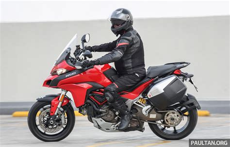 Ducati Multistrada Image by Review 2016 Ducati Multistrada 1200 For All Reasons