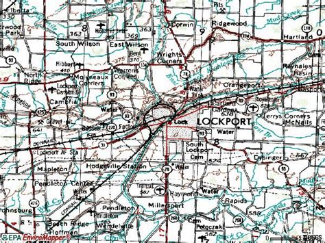 14094 Zip Code (lockport, New York) Profile