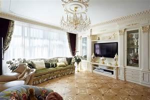 Classic Interior Design Style (Classicism style)