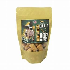 Ella39s diabetic dog treats chicken flavor houndabout for Diabetic dog treats