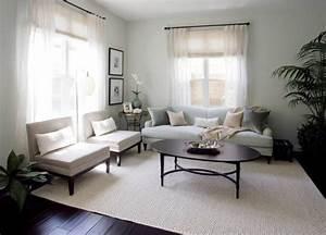 Vorhänge Wohnzimmer Bilder : wohnzimmer gardinen und vorh nge 26 ausgefallene ideen ~ Markanthonyermac.com Haus und Dekorationen