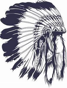 Chief Headdress Clipart (20+)
