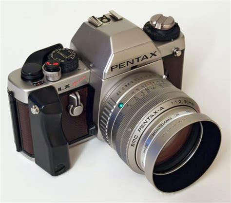 Pentax Serial Number Database