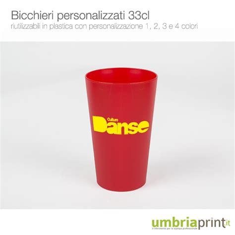 Bicchieri Personalizzati Plastica by Bicchieri Personalizzati In Plastica Riutilizzabili