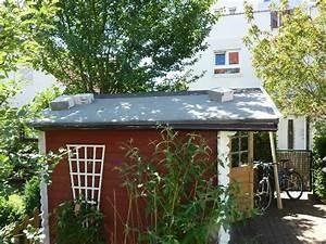 Gartenhaus Dach Neu Decken : dach selber decken anleitung trapezblech dach erstellen oder das blutige dach zum selberbauen ~ Buech-reservation.com Haus und Dekorationen