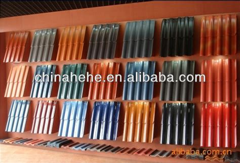 china kerala roof tile prices sale color coated clay