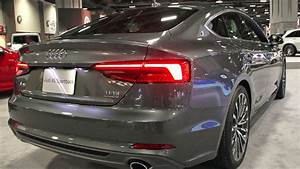 Audi A5 Sportback 2018 : 2018 audi a5 sportback show tell youtube ~ Maxctalentgroup.com Avis de Voitures