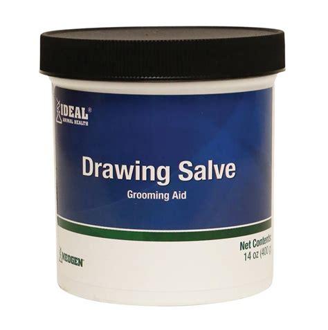 ichthammol ointment drawing salve