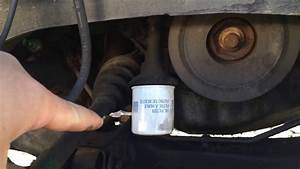 1999 Honda Odyssey 3 5l Oil Filter Location