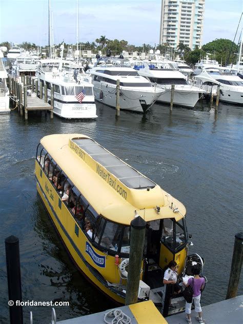 Taxi Boat Fort Lauderdale by Water Taxi Fort Lauderdale Florida Fort Lauderdale