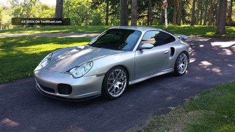 2001 Porsche 911 Turbo Coupe 2