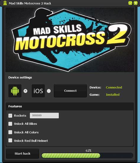 mad skills motocross cheats mad skills motocross 2 hack and cheat tool download free