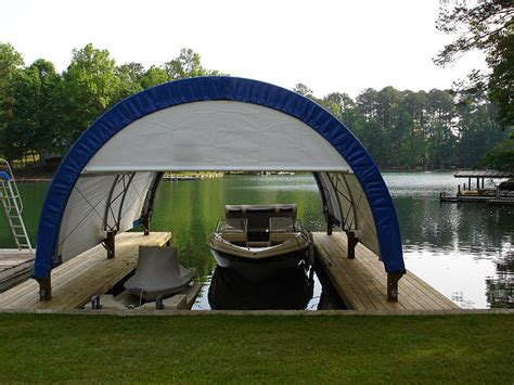 Boat Shelter Ideas by Boat Marine Fabric Covered Buildings Photos Pictures Images