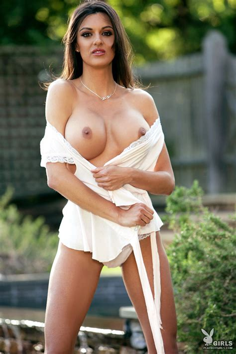 Christine Stevens Naked In The Garden Spicy Bunnies The Best Source For Spicy Playboy Playmates