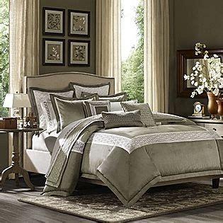 gramercy park monaco 3pc mini comforter set bed bath