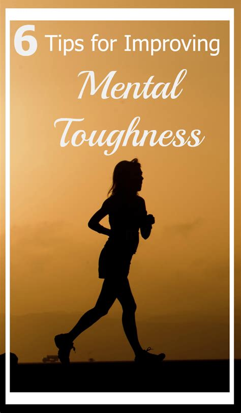 It's All In Your Mind! 6 Tips For Improving Mental Toughness