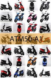 Tao Tao 50cc Scooter Street Legal In All States  Atm50