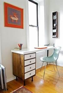 Image Bureau Travail : d corer une chambre d 39 ado plein d 39 id es originales ~ Melissatoandfro.com Idées de Décoration