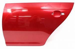 Lh Rear Door Shell Skin 05-10 Vw Jetta Mk5