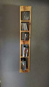 Cd Regal Bauen : upcycling cd lagerung and palletten on pinterest ~ Michelbontemps.com Haus und Dekorationen